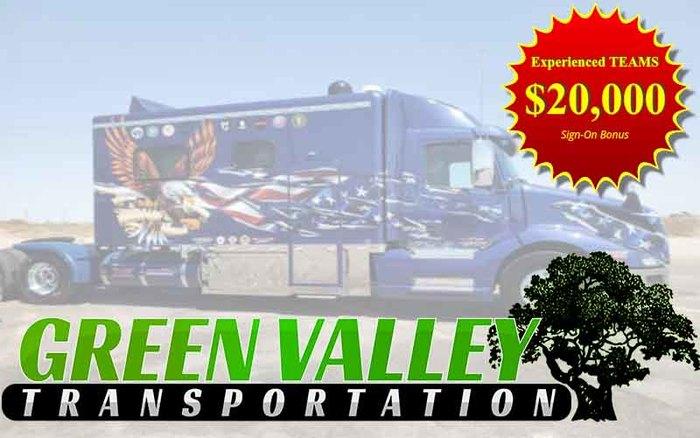 Green Valley Transportation Joins HireVeterans.com!