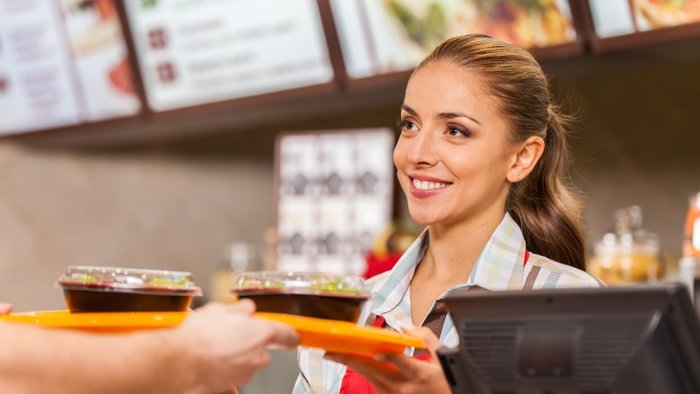 Should food industry workers be required to undergo background checks?