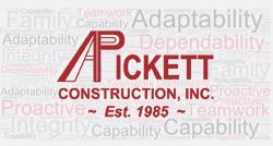 A. Pickett Construction, Inc. / Pickett Facilities Maintenan