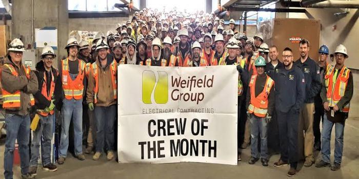 Weifield Group Joins HireVeterans.com!